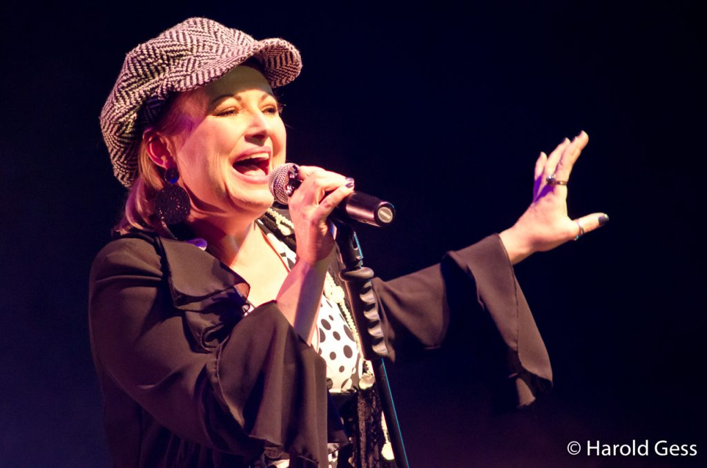Claire Johnston, Mango Groove, Grahamstown 2012
