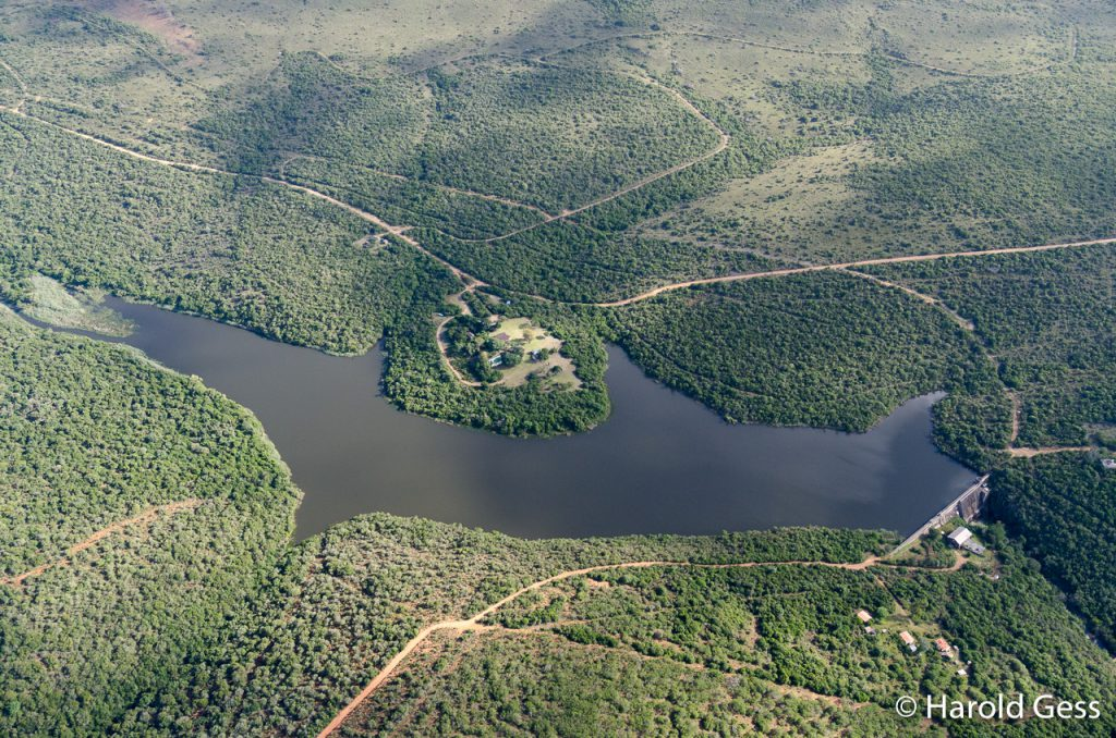 Howieson's Poort Dam, Eastern Cape