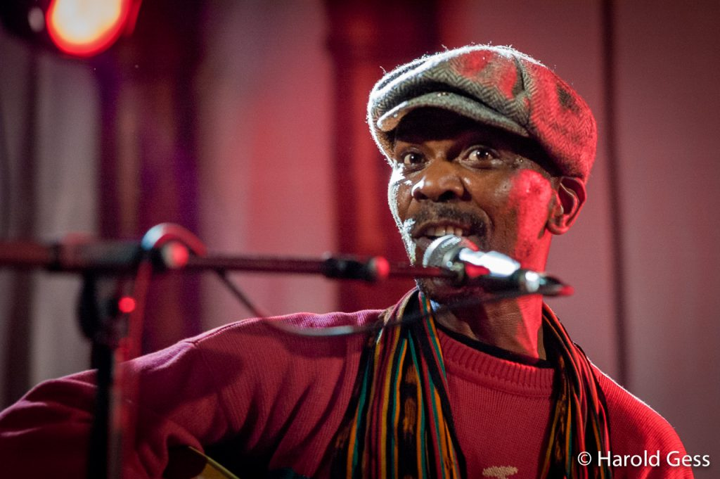 Ray Phiri, Grahamstown, 2008.